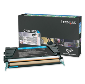 TONER CIANO C736, X736, X738, ALTA CAPACITA' RETURN PROGRAM